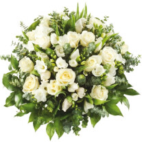 Congratulations for a mother bouquet